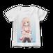 オリジナルレディースTシャツ【苺(いちご)】 / 樹優衣