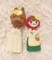 プレゼントに♪おとぎ話のゆび人形・赤ずきんちゃん