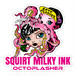 SQUIRT MILKY INK STICKER(COLOR PAINT ver)