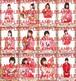 BANZAI JAPANメンバーオリジナルブロマイド第一弾! メンバー全員23枚コンプリートセット