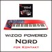Wizoo Powered Nord for Kontakt