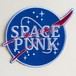 "MajorCrimesDivision""Space Punk Embroidered Patch -NASA style- """