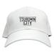 TSUBOMIN / TSUBOMIN CITY LOGO CAP WHITE