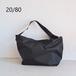 20/80・トゥエンティエイティ/rip stop nylon messenger bag