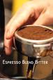 Espresso Blend Bitter 1kg 送料込