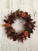 秋色wreath