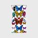 蝶のスマホケース