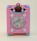 ポーリーポケット ファンタイムクロック 1991年 ピンクの時計 完品