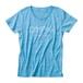 ロゴTシャツ:カタカナ|水色
