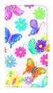 【鏡付き Lサイズ】 Butterflies Dance 蝶のダンス 手帳型スマホケース