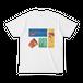 Donation T-ShirtsB(WHITE)