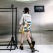 トップス Tシャツ オーバーサイズ ボタニカル柄 花柄プリント ストリート系 カジュアル オルチャン 韓国 原宿系 10代 20代
