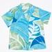 Jams World Print Top Blue Jay【ジャムズ ワールド】ブルー ジェイ ウィメンズ アロハシャツ