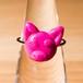 柴犬のカラーリング サイズフリー 指輪