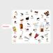 Androidの手帳型スマホケース パーカッション