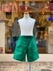 KIDS:GRAMiCci【グラミチ】KIDS G-SHORTS(MIDDLE GREEN/100〜130cm)ショートパンツ