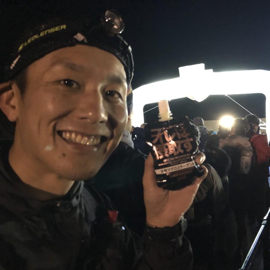 ウルトラマラソン&トレイルランナー 羽田知弘選手