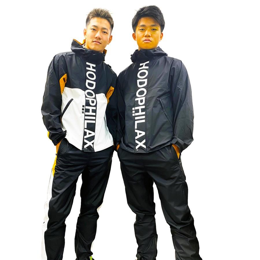 【左】龍聖選手(173cm 57.5kg)/【右】中澤良介選手 (170cm 61.5kg)
