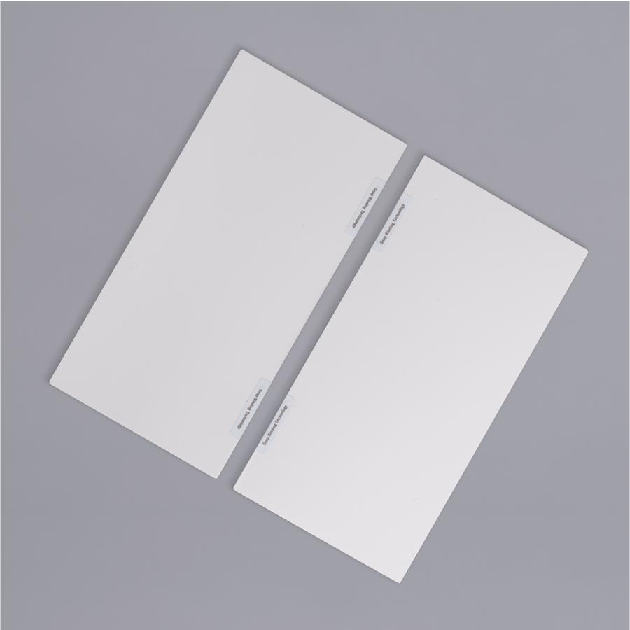 進化した紙、シンセティックペーパー