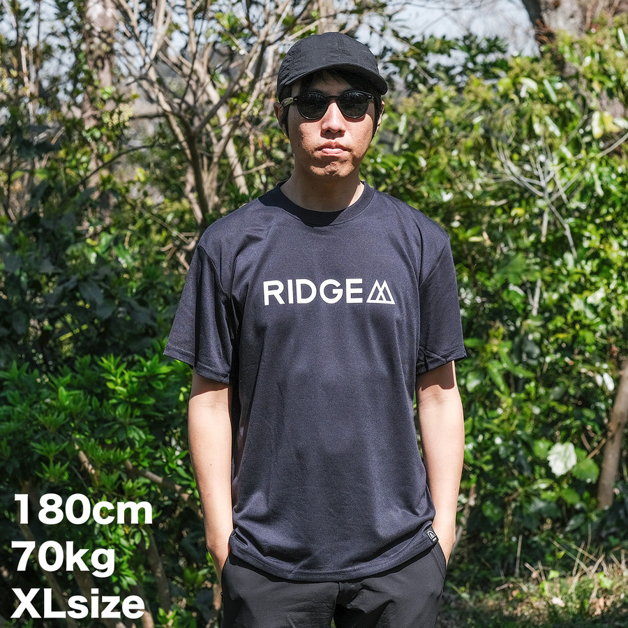 Mdel : 逗子市在住、RIDGE MOUNTAIN GEAR 代表