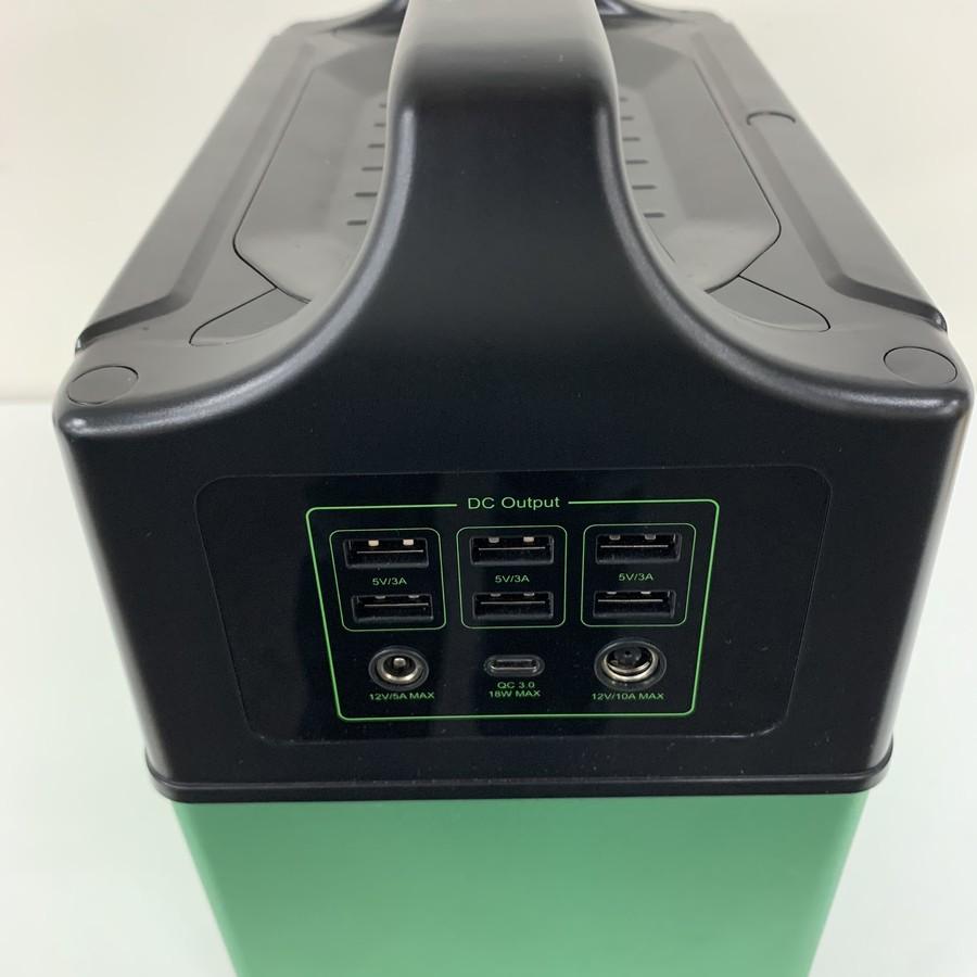 USB-A×6、USB-C、12V/5A、12V10Aなどほとんどの電子機器の充電に対応!