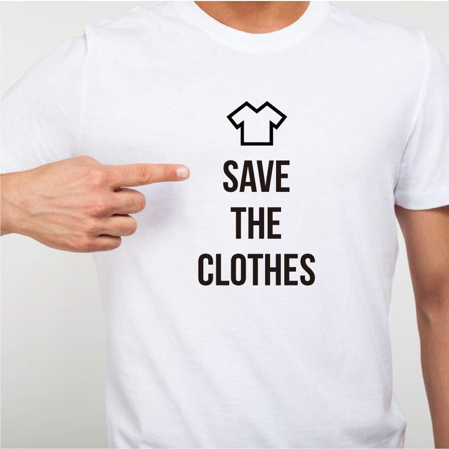洋服ロスを改善!Save the Clothes.