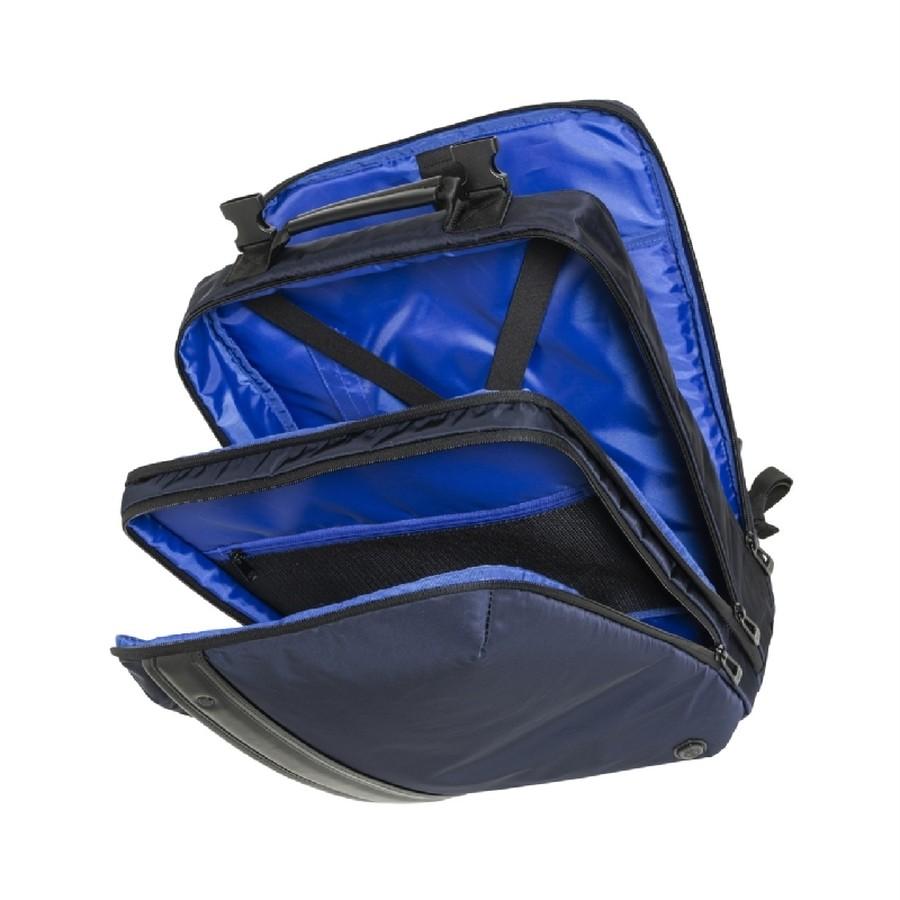 ウレタン材入りパソコン収納ポケット(17インチ対応)*パソコン収納ポケットサイズをご確認ください。
