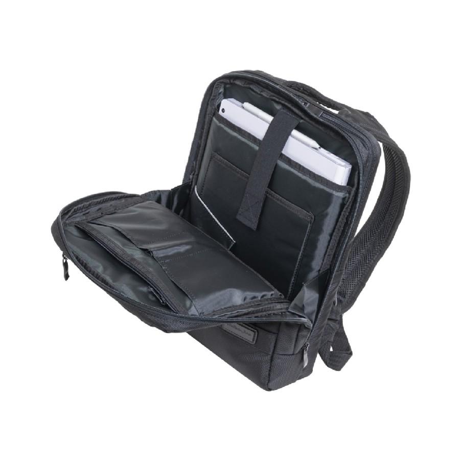 ウレタン材入りパソコン収納ポケット+タブレットポケット(14インチパソコン収納)