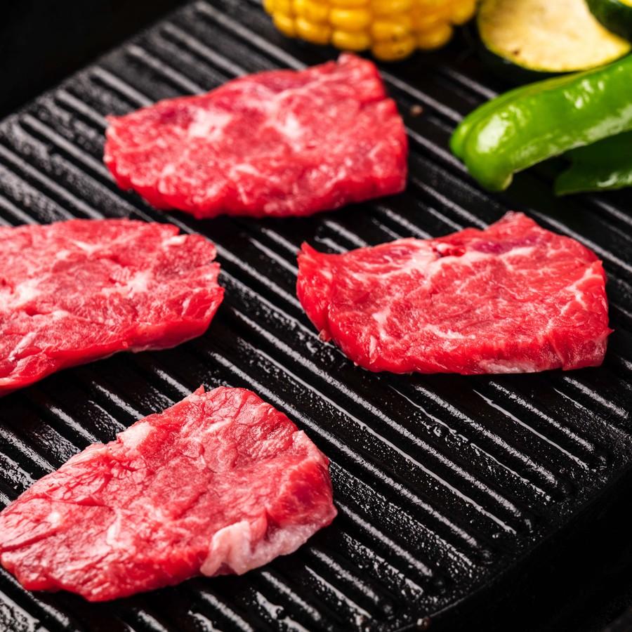 上カルビ肉
