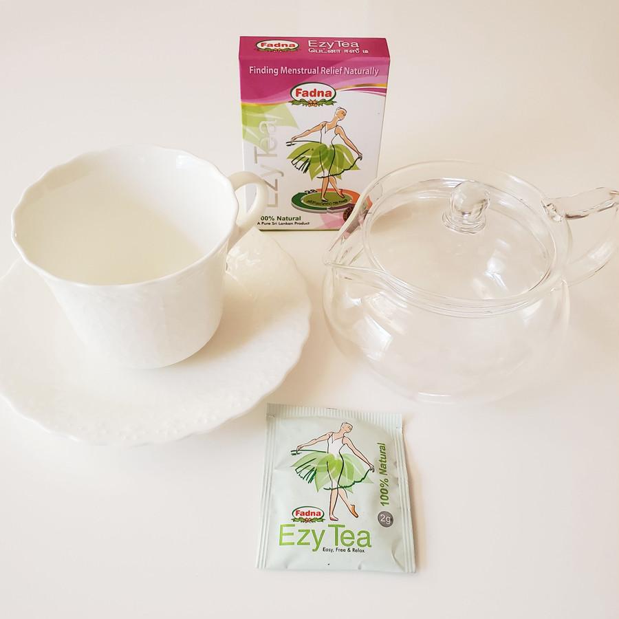 Ezy Teaを淹れてみます