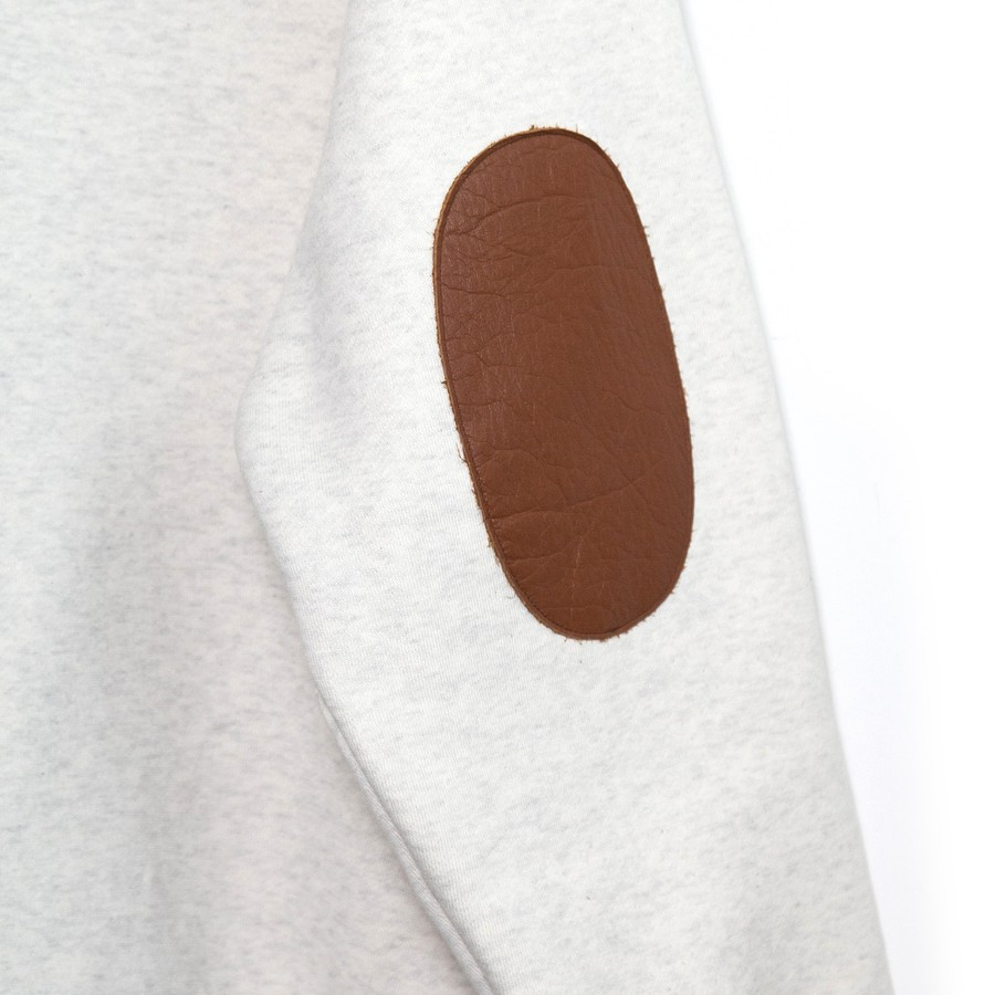 ELBOW LEATHER PATCH