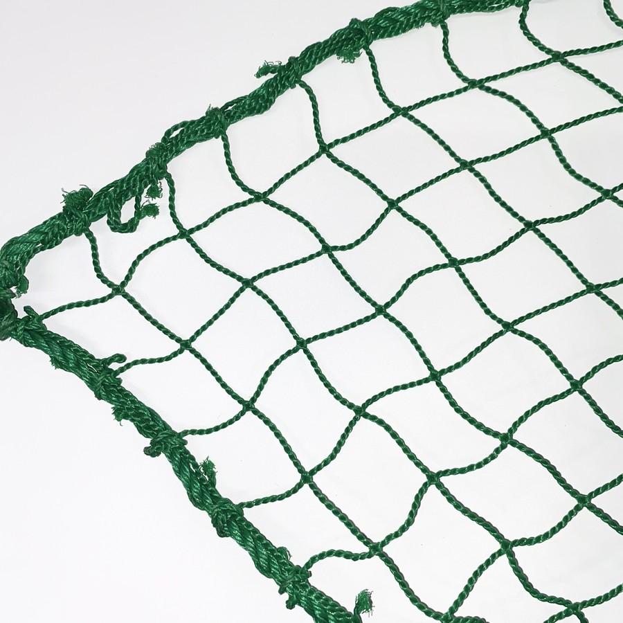 スポマネ工事部が専門的に作る防球ネットは耐久性がとても強いです!