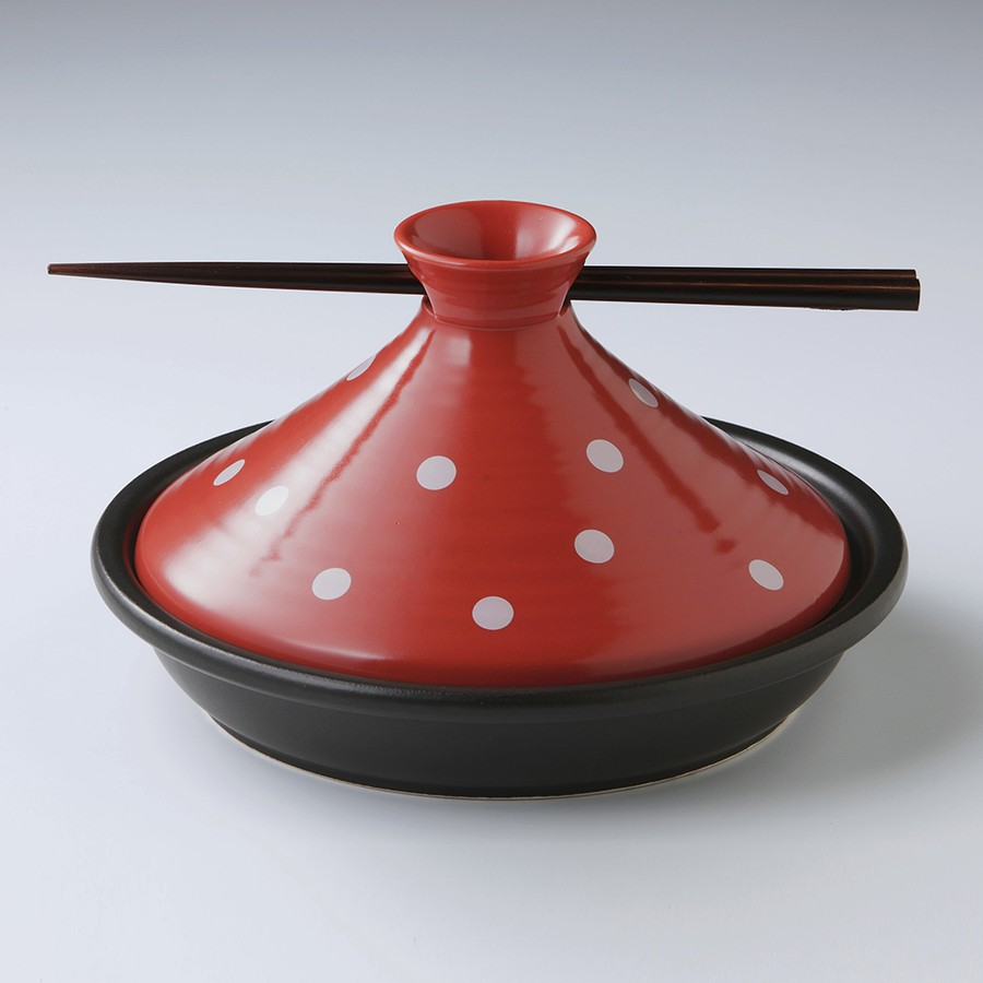 ポワン タジン鍋 全4色