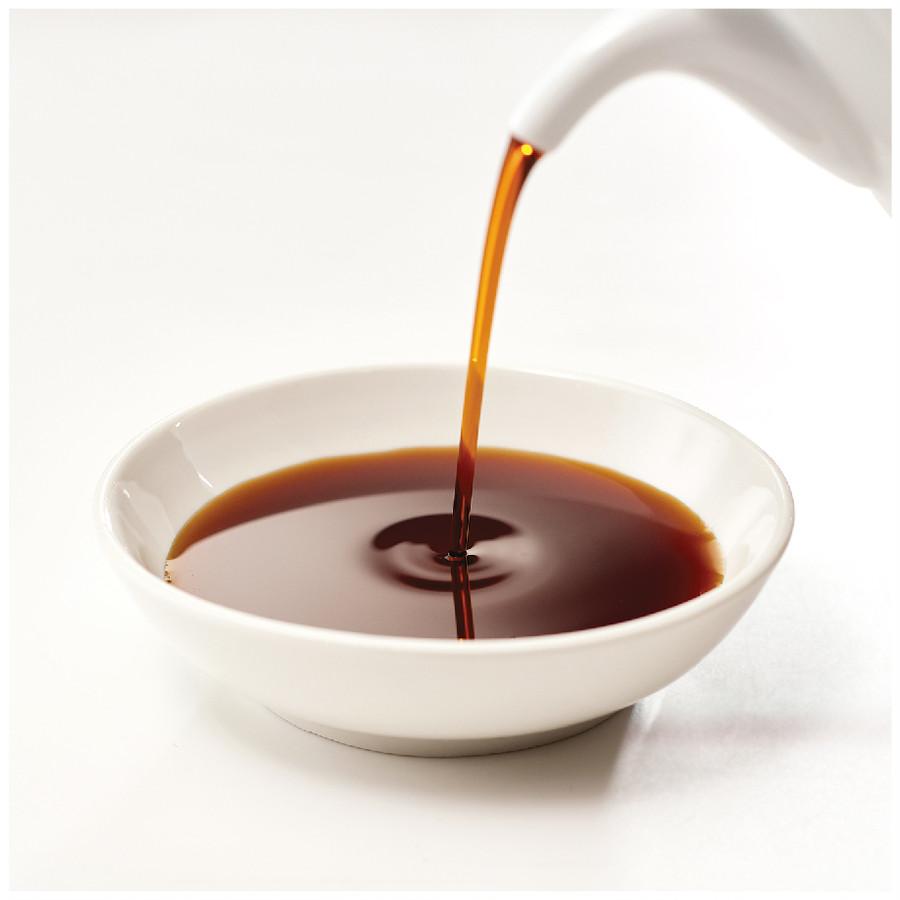 「正金醤油」「三河みりん」を使用。試作を重ねたどり着いた理想のたれ。