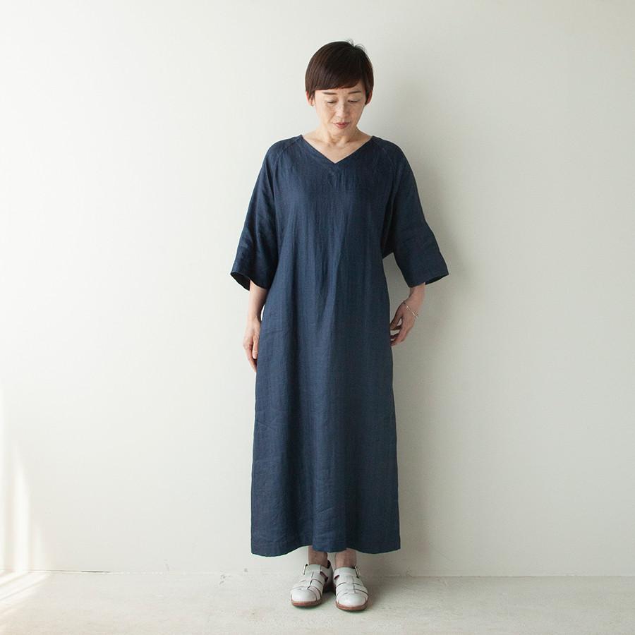 1枚でサッと着て美しく見えるデザイン