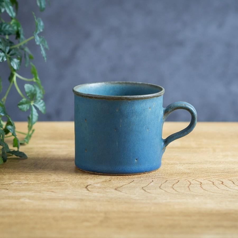 SHIROUMA コーヒーカップ 青