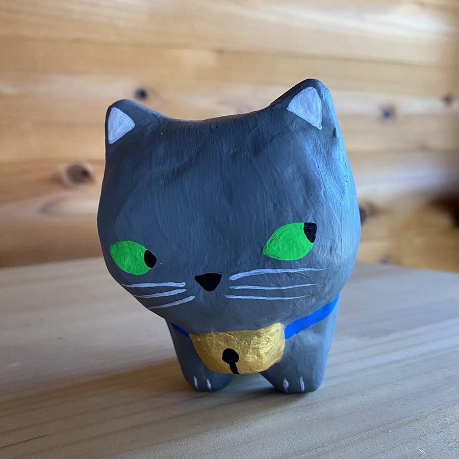 猫の「ぷん」です!