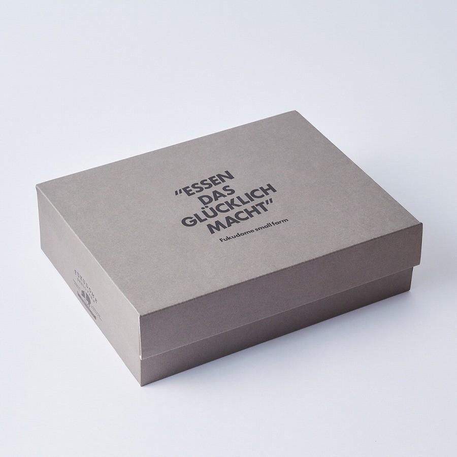 オリジナルボックス。ヤマト運輸のクール宅急便でお届けします