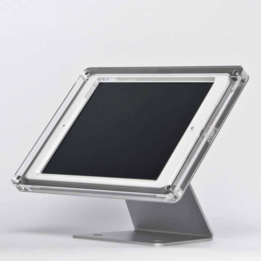 『T1』受付・無人受付システムに最適「iPad盗難防止スタンド」